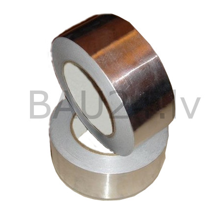 Alumīnija lente 50mm 50m 150C
