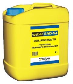 Weber SAD 54 grunts