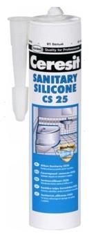CERESIT CS25 sanitārais hermēt