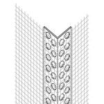 EJOT PVC fasādes stūris ēku siltināšanai 2.5m