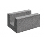 Keramzīta bloki Fibo U bloks