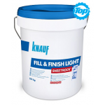 Knauf Fill & Finish Light gatavā vieglā špaktele