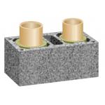 Rondo Plus dūmvada bloks