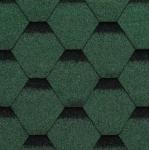 Hexagonal bituma šindeļi(dakstiņi)