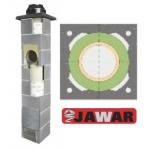 JAWAR Universal Plus viena kanāla dūmvads