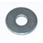 Paplatināta paplāksne DIN 9021 cinkota