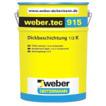 Weber TEC 915 bituma hidroizolācija