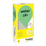 Weber(Vetonit) LR+ nobeiguma špaktele