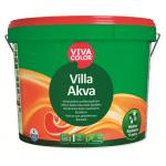 Vivacolor Villa Akva krāsa koka fasādēm