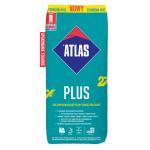 ATLAS Plus 2x elastīga flīžu līme 25kg