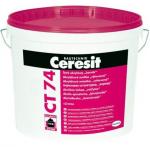 CERESIT CT174 silikātu-silikona apmetums