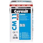 CERESIT CM11 Comfort PLUS universāla flīžu līme