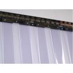 PVC aizkaru profils
