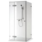 Baltijos Brasta dušas kabīne NORA PLUS 90x90