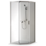 Baltijos Brasta dušas kabīne VAIVA 90x90