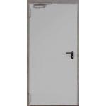 Ugunsdrošās metāla durvis (EI60)