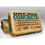 Stimelit Dry-mix Concrete betons klons 25kg