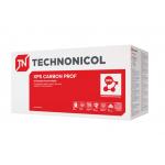 Technonicol XPS CARBON PROF 300 ekstrudētais putuplasts (putupolistirols)