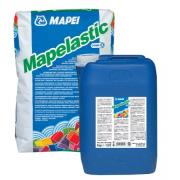 MAPELASTIC īpaši elastīga divkomponentu hidroizolācija