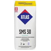ATLAS SMS 30 ātri cietējošais, pašizlīdzinošais grīdas maisījums (3-30 mm)