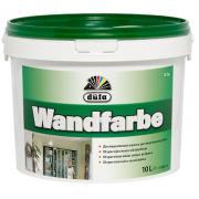 Düfa Wandfarbe dispersijas krāsa iekšdarbiem