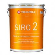 Tikkurila SIRO 2 krāsa griestiem un gruntēšanai