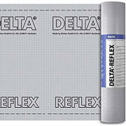 DELTA-REFLEX tvaika barjera ar atstarojošu slāni
