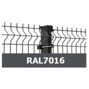 Žoga panelis 3D 50*200/4mm RAL7016